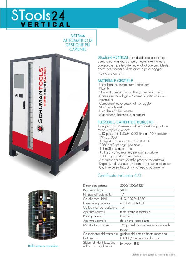 stools24 vertical magazzino automatico um technology tools