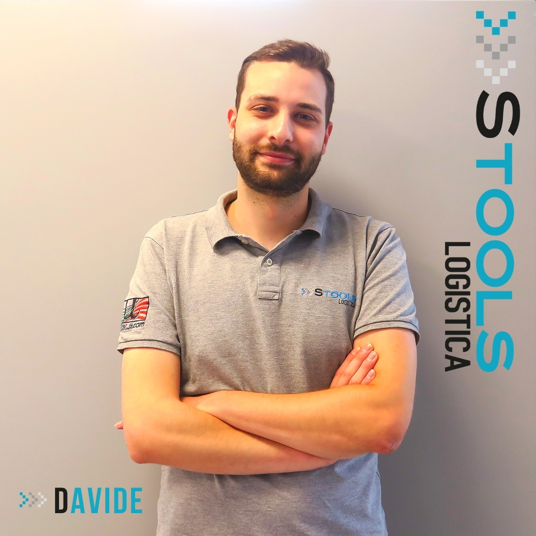 Davide STools Logistica per UM TECHNOLOGY TOOLS