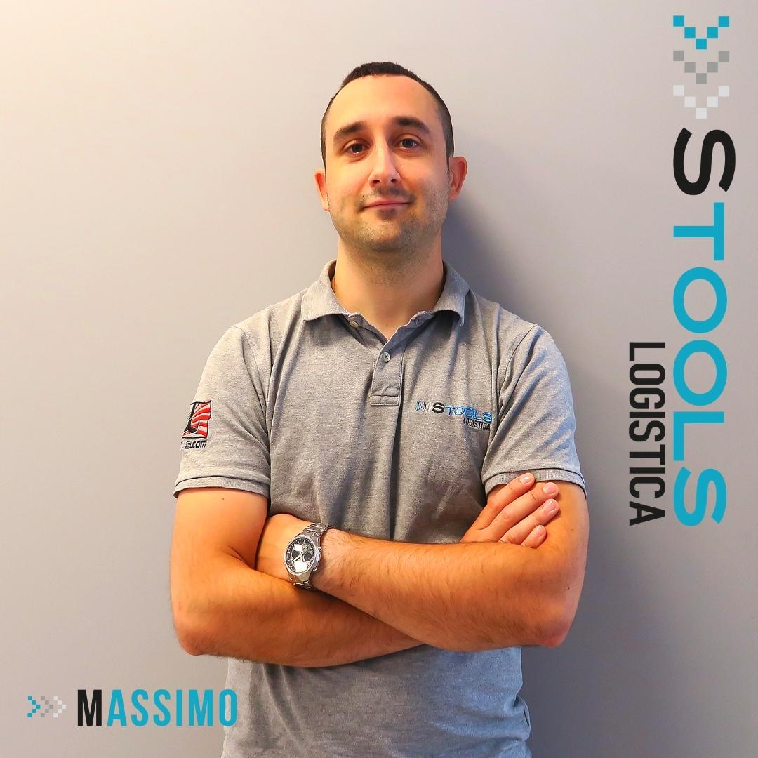 Massimo STools Logistica per UM TECHNOLOGY TOOLS